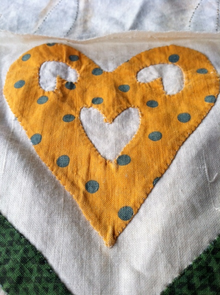 four heart patch
